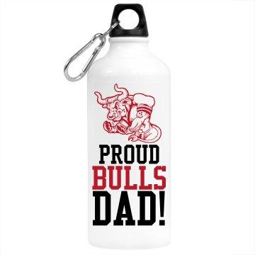 Proud Bulls Dad