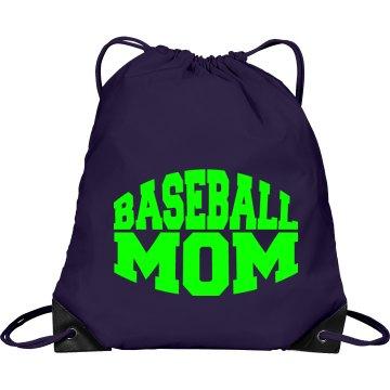 Proud Mom Gear Bag