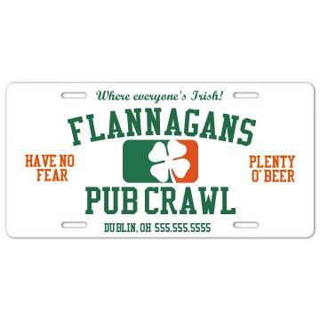 Pub Crawl License
