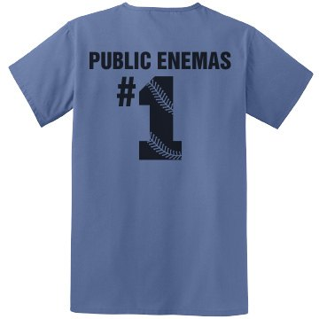 Public Enemas Softball