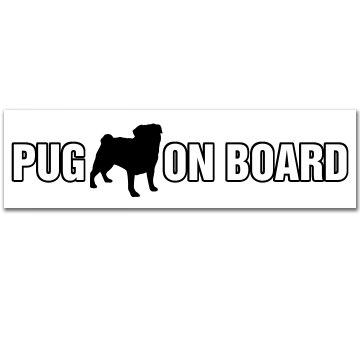 Pug On Board
