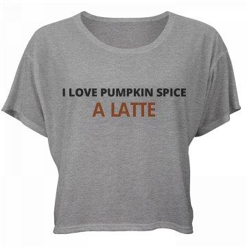 Pumpkin Spice Love