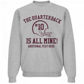 Quarterback Is Mine