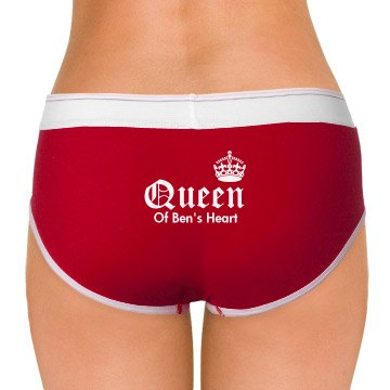 Queen Heart Undies