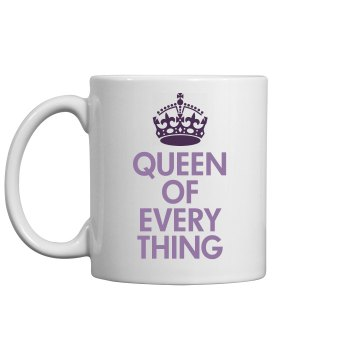 Queen Of The Mug