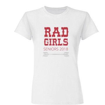 Rad Girls Senior Year