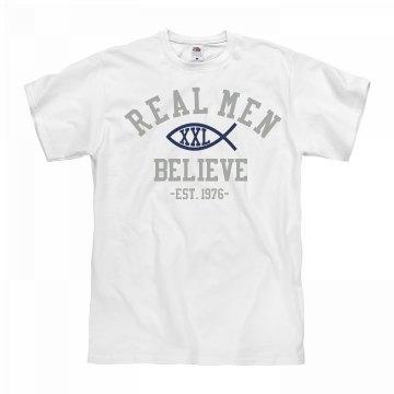 Real Men Believe