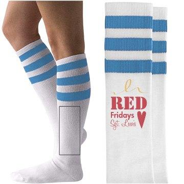 Red Fridays Yellow Ribbon