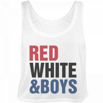 Red White & Boys