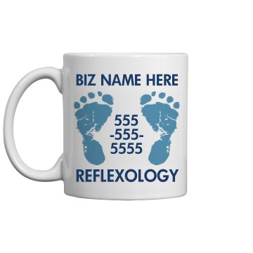 Reflexology Business Mug