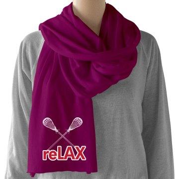 reLAX Lacrosse Fan