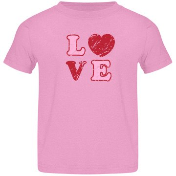 Retro Love Shirt