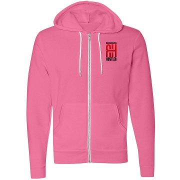 RH Neon Fleece Hoodie