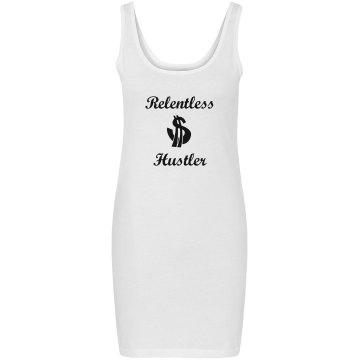 RH White Tank Dress