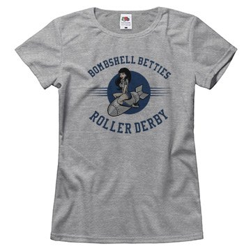 Roller Derby Team Shirt