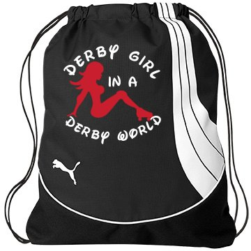 Roller Derby World Girl