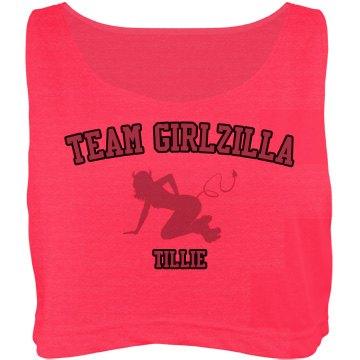 Roller Girl Tank