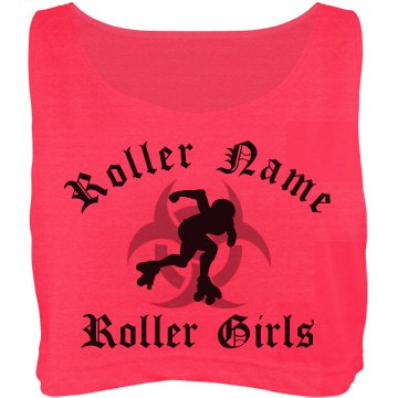 Roller Girls Team Tank