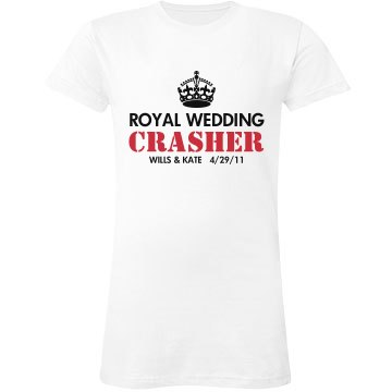 Royal Wedding Crasher