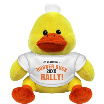 Rubber Duck Rally Race