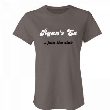 Ryan's Ex