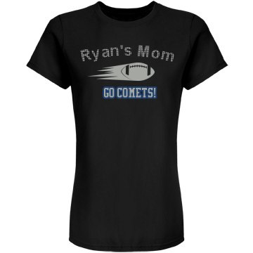 Ryan's Mom Rhinestone