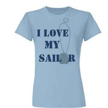 Sailor Dogtags