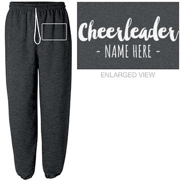 Sam's Cheer Sweatpants