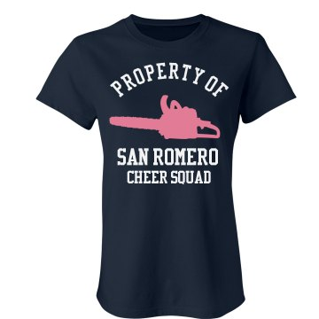 San Romero Cheer Squad
