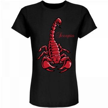 Scorpio Zodiac Design