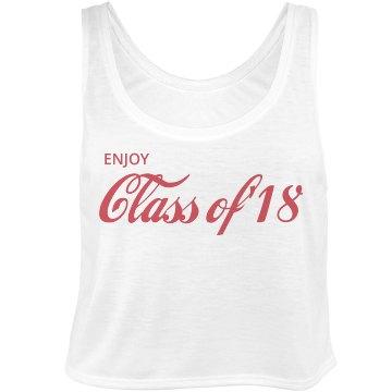 Senior Class Cola