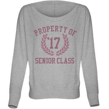 Senior Class Fashion Top