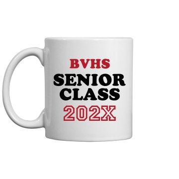 Senior Class Mug