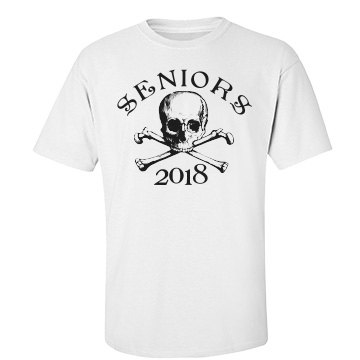 Senior Crossbones 2017