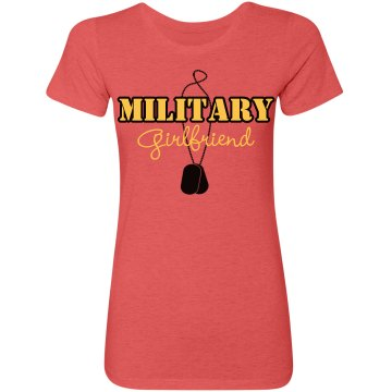 Sexy Military Girlfriend