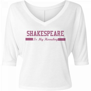 Shakespeare Homeboy