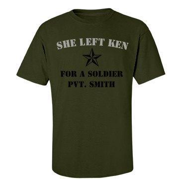 She Left Ken