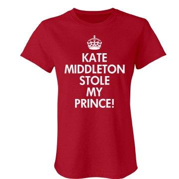She Stole My Prince!