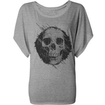 Skull Fashion Top