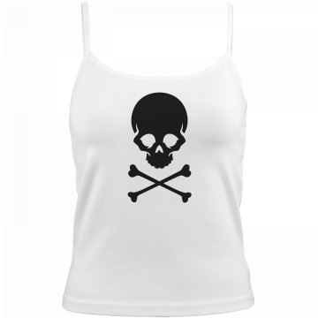Skull Graphic Cami