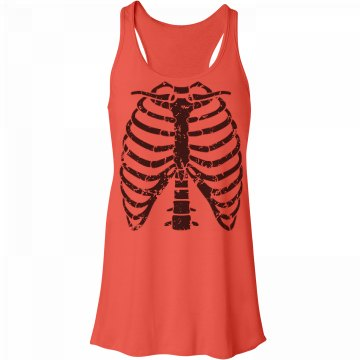 Sleeveless Skeleton