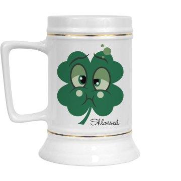 Sloshed for St. Patrick's