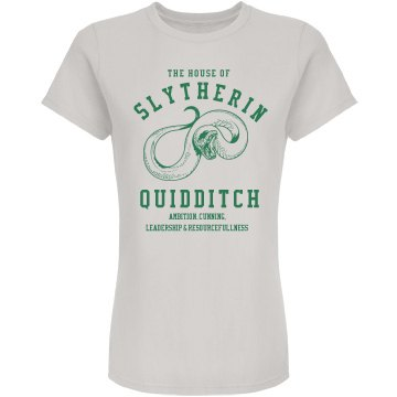 Slytherin Quidditch Fan