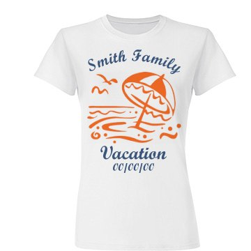 Smith Family Vacation Tee