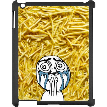So Many Golden Fries