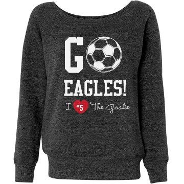 Soccer Fan Sweatshirt