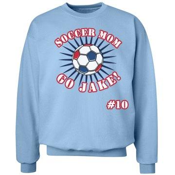 Soccer Mom Sports Fan