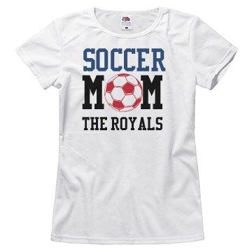 Soccer Mom w/ Back