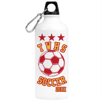 Soccer Stars Bottle