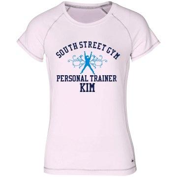 South Street Gym Kim